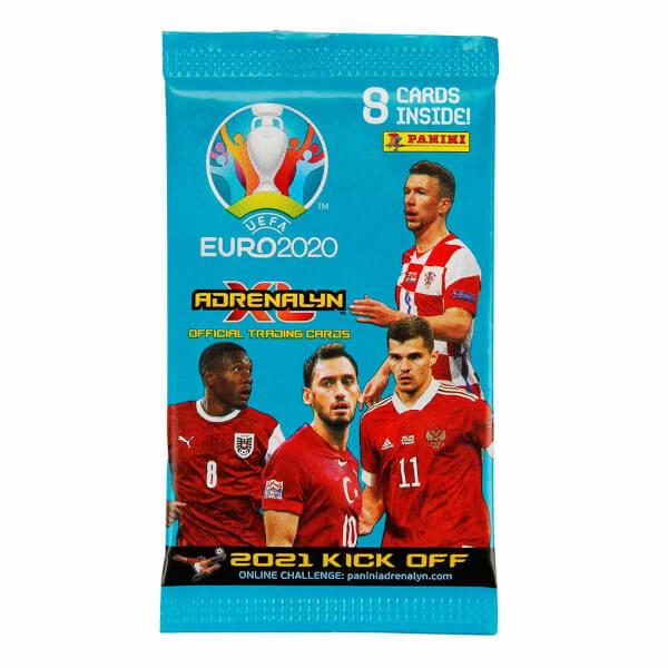 UEFA Euro 2020 Kick Off Futbolcu Kartları