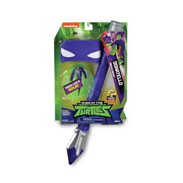Ninja Turtles Rotmnt Maske ve Aksesuar Seti