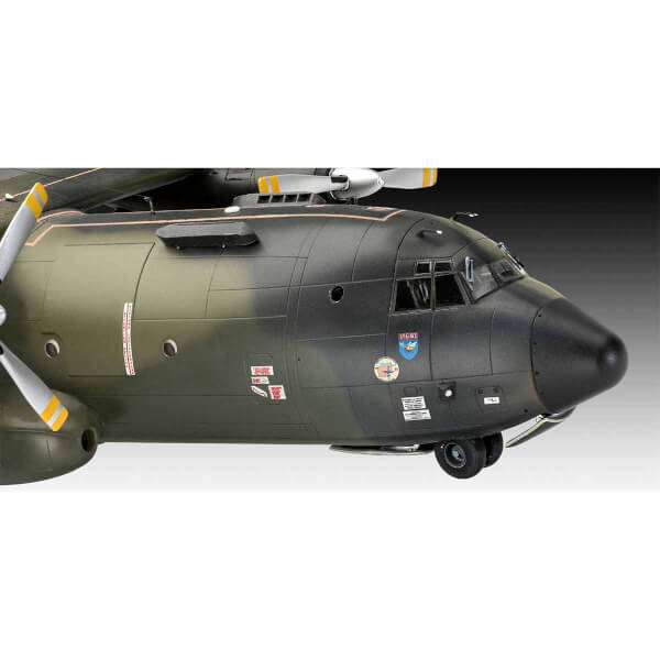 Revell 1:72 C-160D Transall ESS/NG Uçak VSU03916