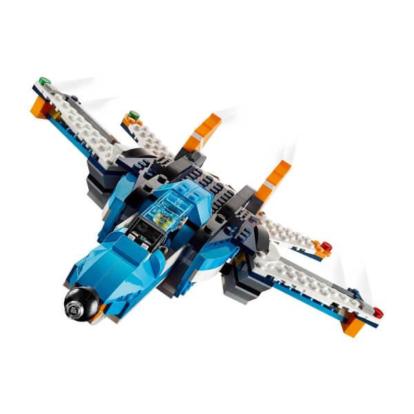 LEGO Creator Çift Pervaneli Helikopter 31096