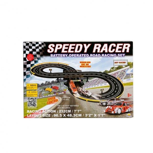 Speedy Racer Yarış Seti