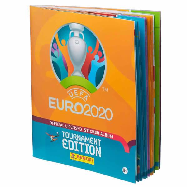 UEFA Euro 2020 Tournament Edition Çıkartma Albümü
