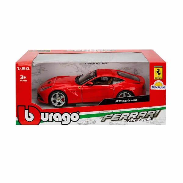 1:24 Ferrari F12 Berlinetta