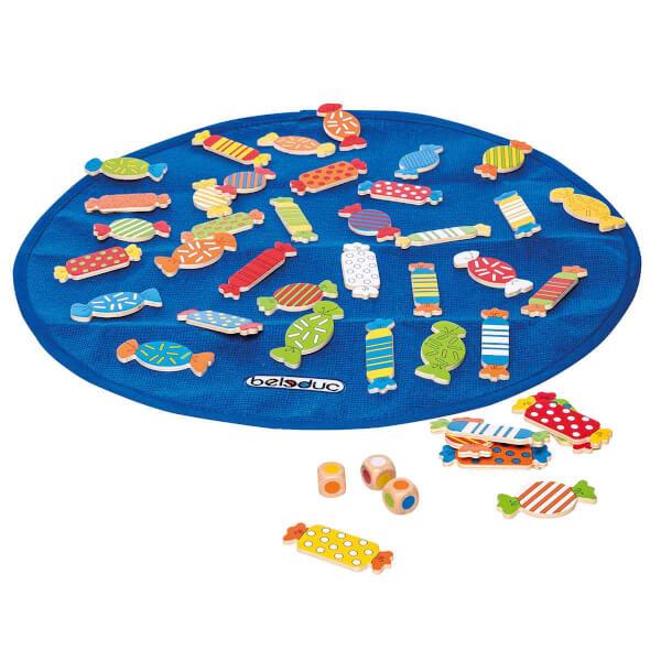Beleduc Candy Şekerler Yarışıyor