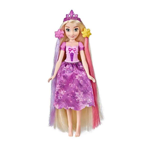 Disney Prenses Rapunzel İle Saç Tasarımı E6676