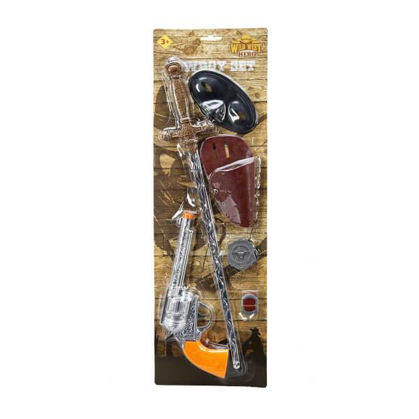 Kılıçlı Kovboy Oyun Seti