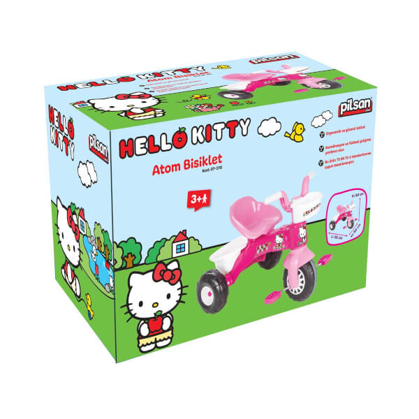 Pilsan Hello Kitty 3 Tekerlekli Atom Bisiklet