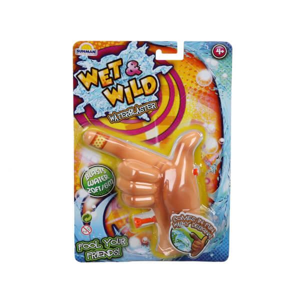 Wet And Wild Su Fışkırtan Oyuncak