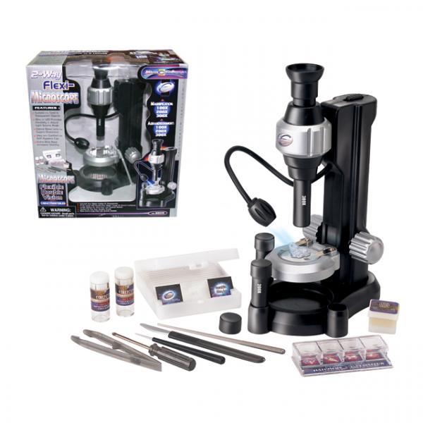 Lambalı Mikroskop Seti