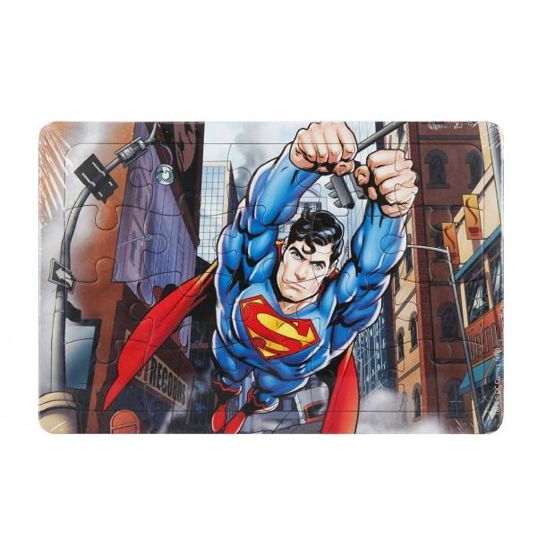 20 Parça Puzzle : Superman