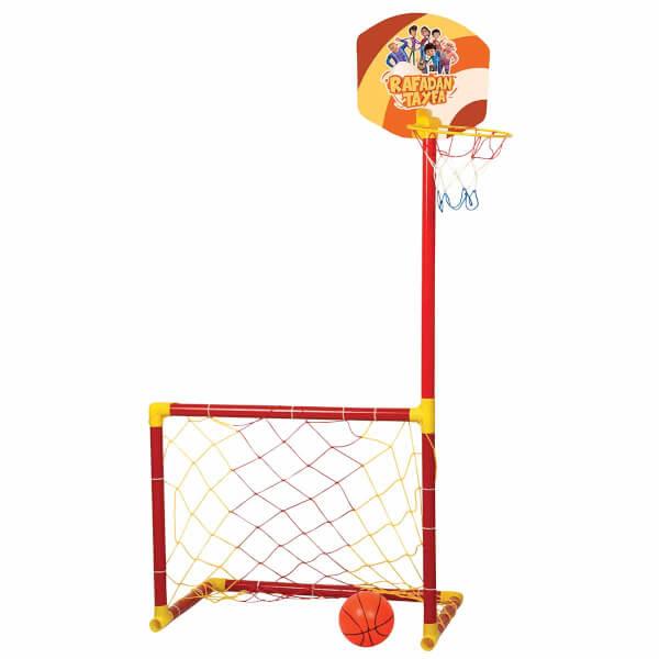 Rafadan Tayfa Basketbol Potası ve Futbol Kalesi