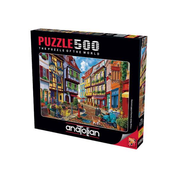 500 Parça Puzzle : Arnavut Kaldırımı