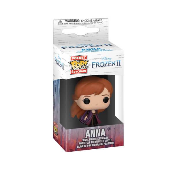 Funko Pop Frozen 2 : Anna Anahtarlık