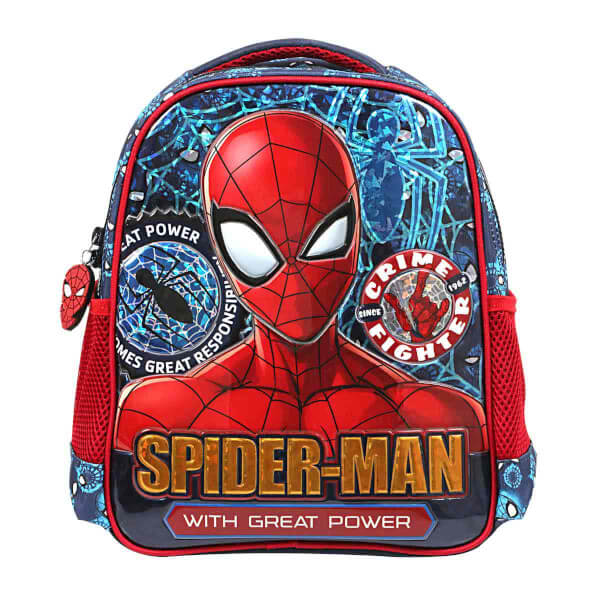 Spiderman Anaokul Çantası 5229