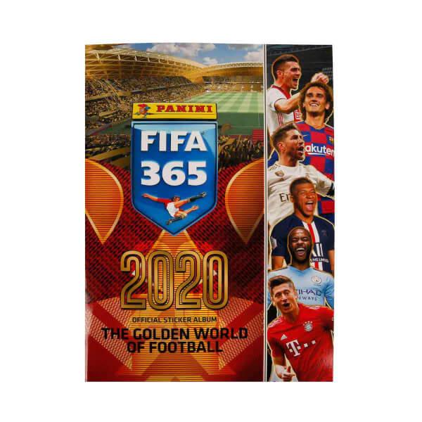 FIFA 365 2020 Çıkartma Albümü