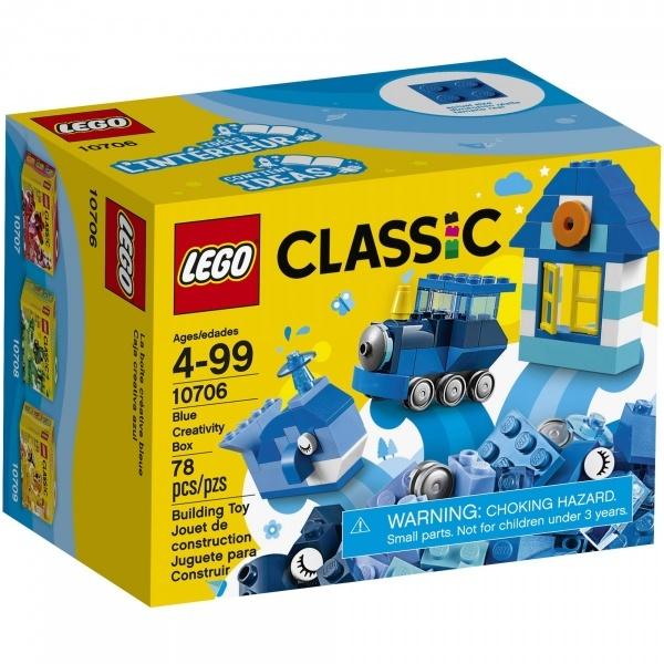 LEGO Classic Mavi Yaratıcılık Kutusu 10706