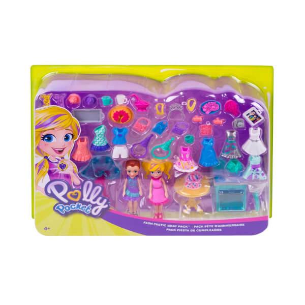 Polly Pocket Parti Paketi Oyun Seti GGJ53