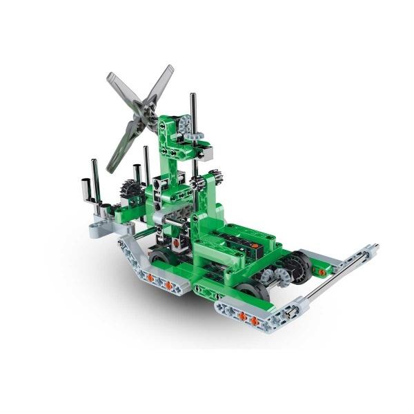 Mekanik Laboratuvarı - Copter & Airboat