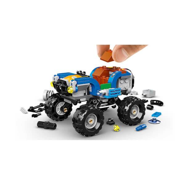 LEGO Hidden Side Jack'in Plaj Arabası 70428
