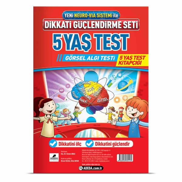 Dikkat Güçlendirme Testi 5 Yaş