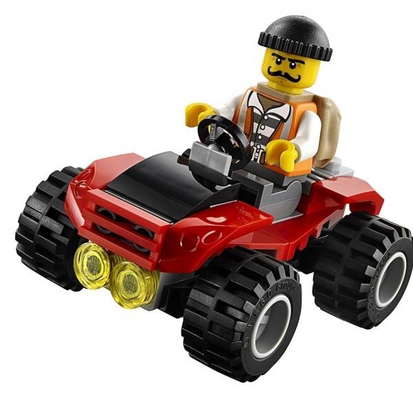LEGO City Mobil Kumanda Merkezi 60139