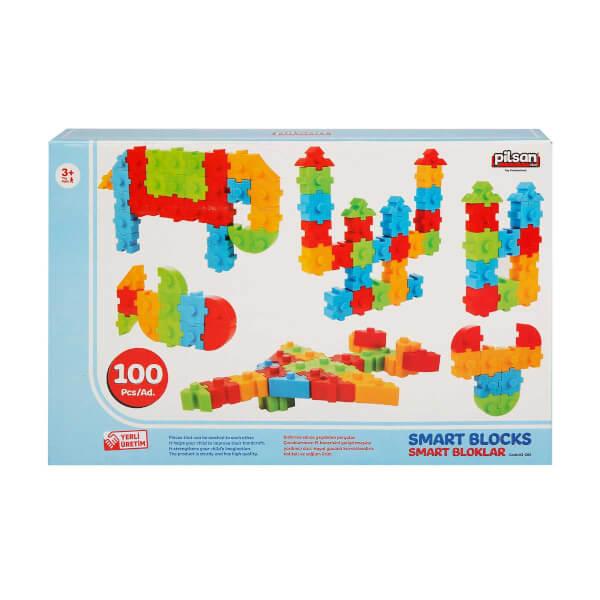 Pilsan Smart Bloklar 100 Parça