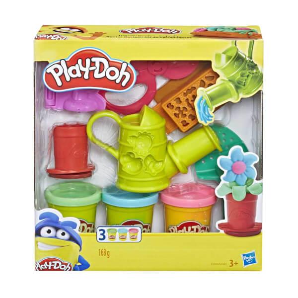 Play Doh Bahçe ve Alet Setleri