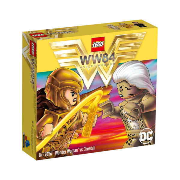 LEGO DC Comics Super Heroes Wonder Woman vs Cheetah 76157