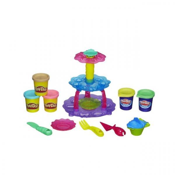 Play Doh Pasta Kulesi