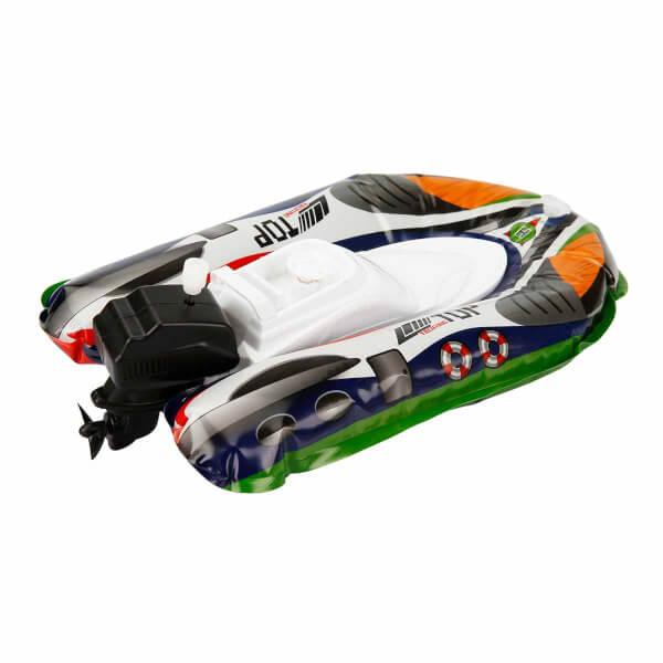 Maxx Wheels Şişirilebilen Kurmalı Bot 26 cm.