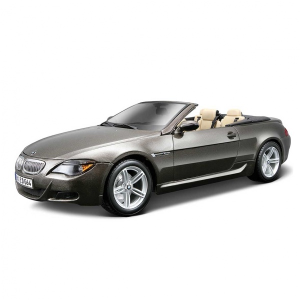 1:18 Maisto Bmw M6 Cabriolet Model Araba