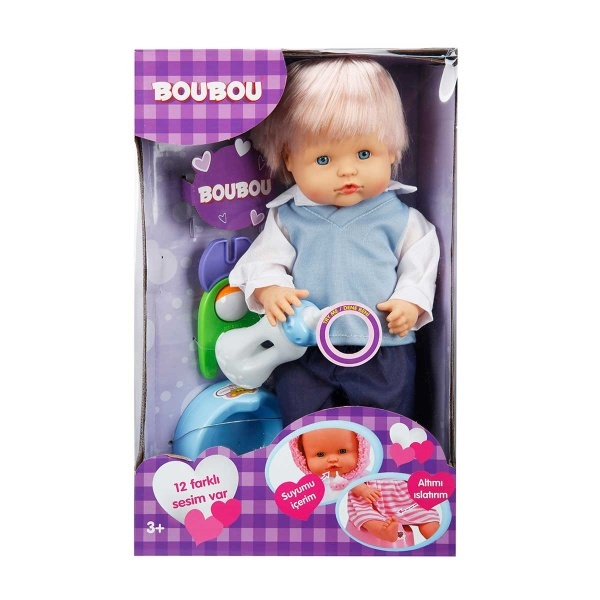 Boubou Sevimli Bebeğim