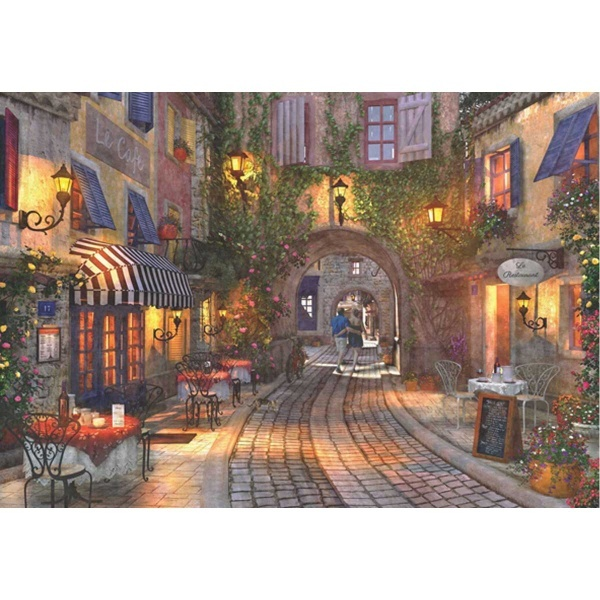 500 Parça Puzzle : Fransız Sokağı