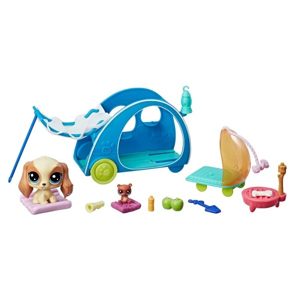Littlest Pet Shop Miniş Mini Oyun Seti E0393