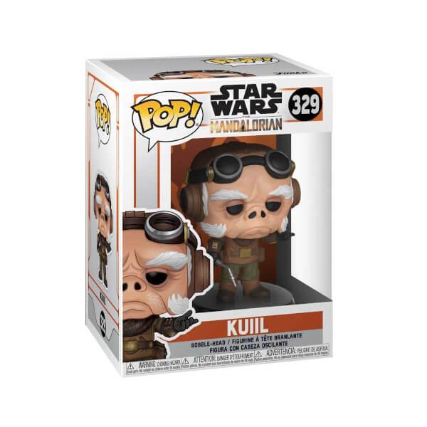 Funko Pop Star Wars Mandalorian: Kuiil Figür