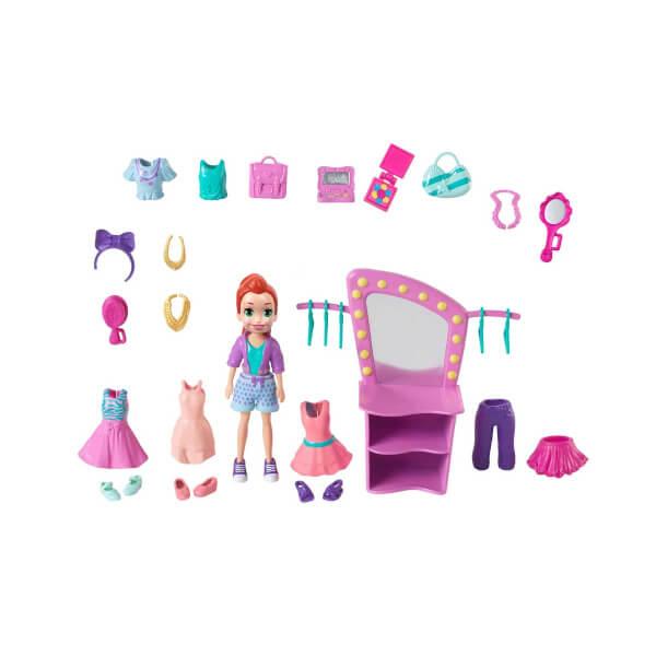 Polly Pocket ve Eğlenceli Dünyası Oyun Setleri GBF85