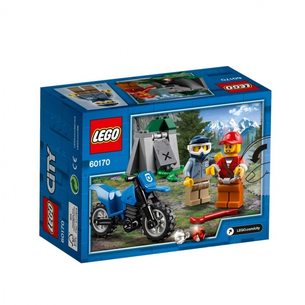LEGO City Arazi Takibi 60170