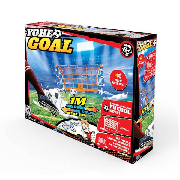 Yohe Goal Hareketli Futbol Kalesi
