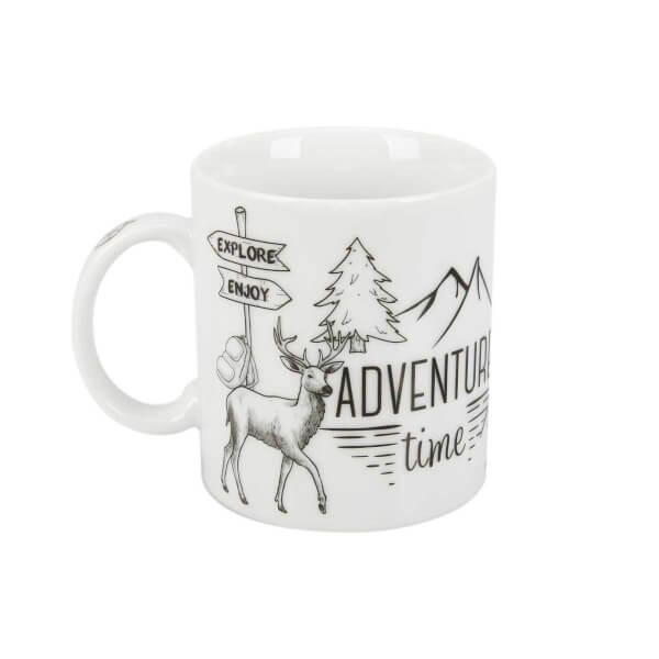 Adventure Time Porselen Kupa