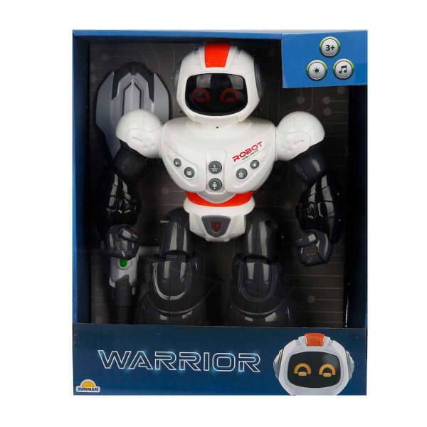 Savaşçı Robot