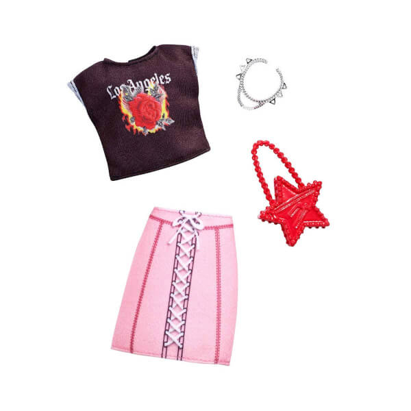 Barbie'nin Son Moda Kıyafetleri FND47