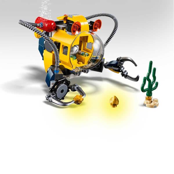 LEGO Creator Sualtı Robotu 31090