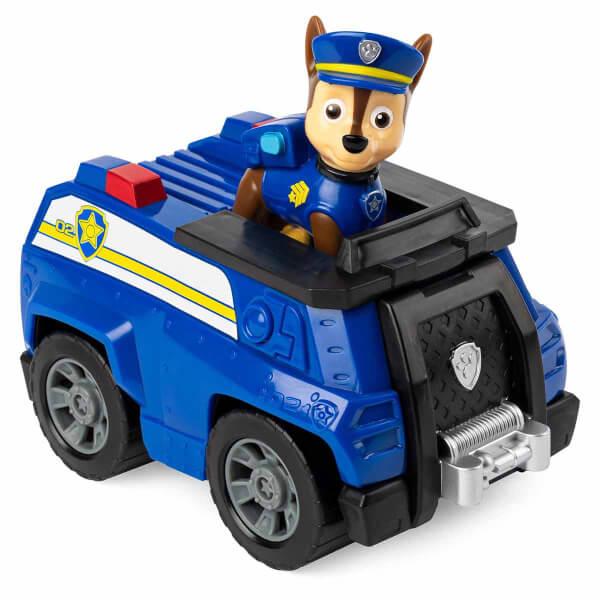 Paw Patrol Görev Aracı ve Kahraman Seti