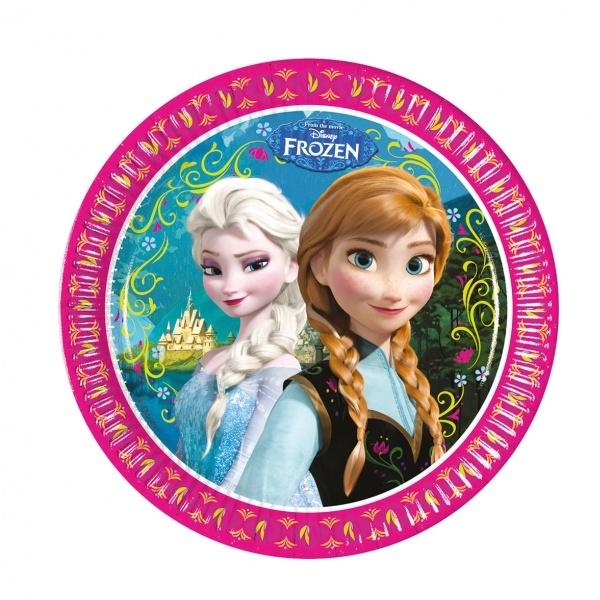Frozen 8'li Tabak