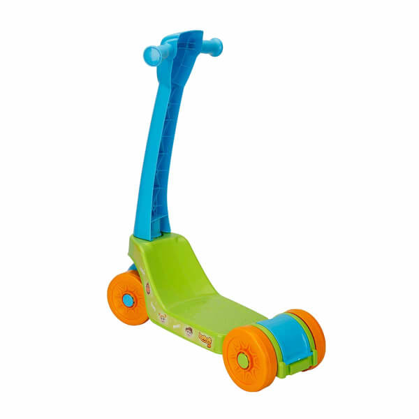 Kukuli 4 Tekerlekli Scooter