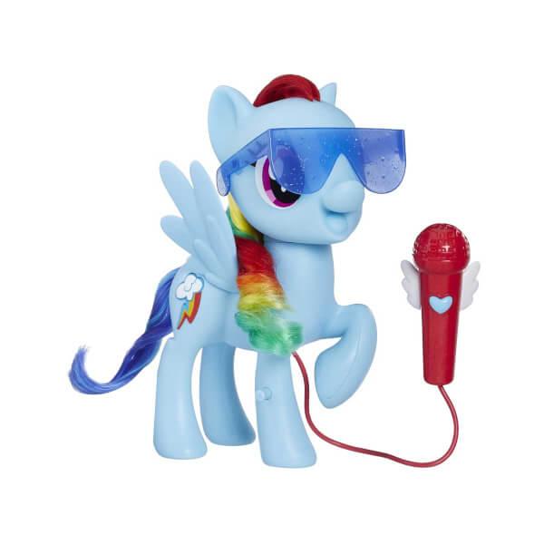 My Little Pony Şarkı Söyleyen Rainbow Dash E1975