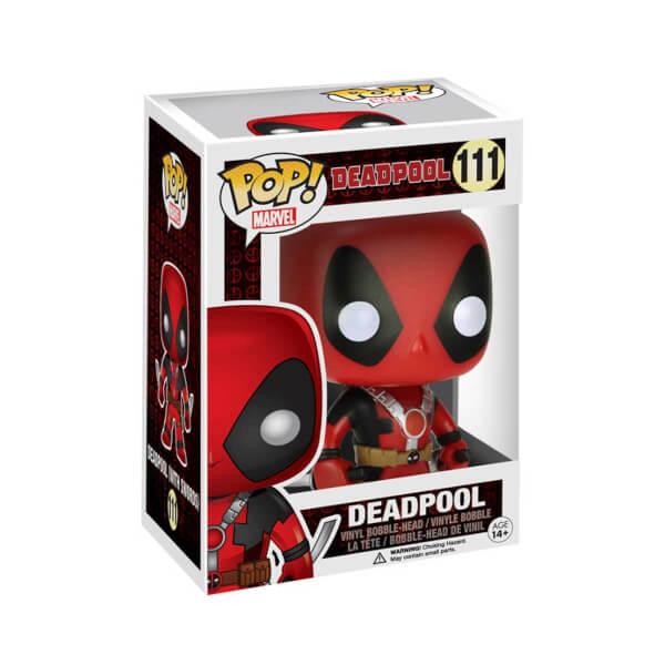 Funko Pop Marvel Deadpool: Two Sword Figür