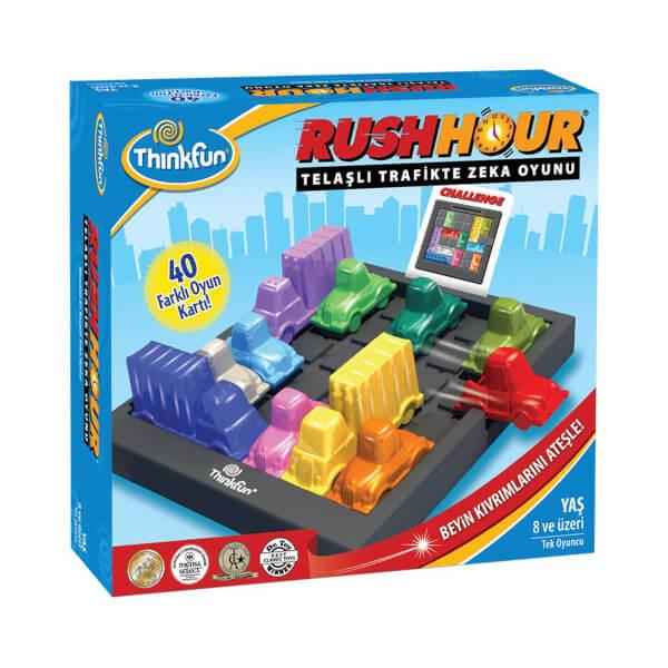 Rush Hour Trafik Zeka Oyunu