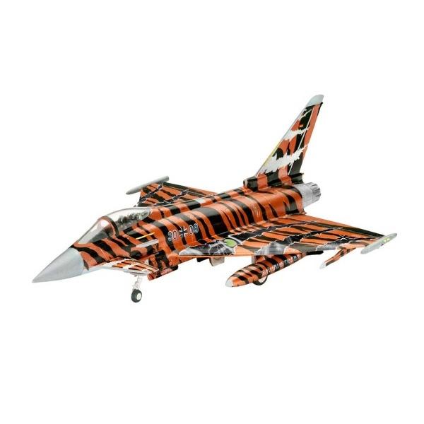 Revell 1:144 Eurofighter Br Tiger Model Set Uçak