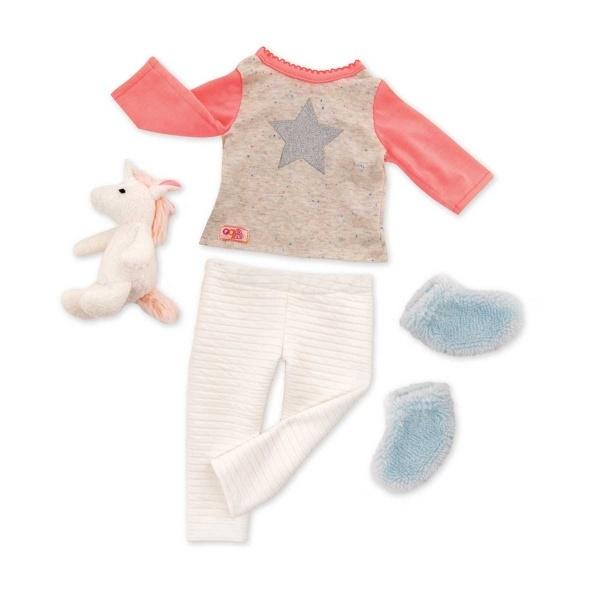 Our Generation Unicorn Pijama Seti
